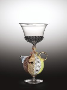 Teapot Goblet #83