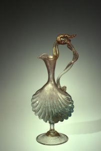Scallop-Shell Vase