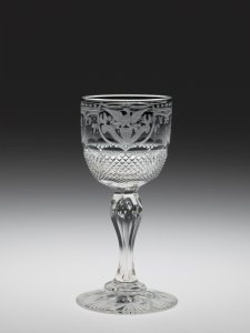 """Cordial in """"Lincoln"""" Pattern"""