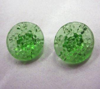 2 Acid-Green (Uranium?) Buttons
