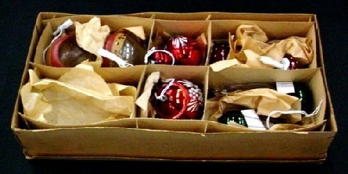9 Christmas Ornaments