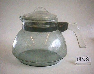 Pyrex Flameware Utility Tea Kettle