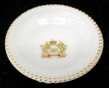 Milkglass Dish