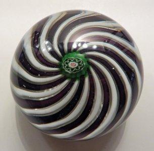 Swirl Paperweight