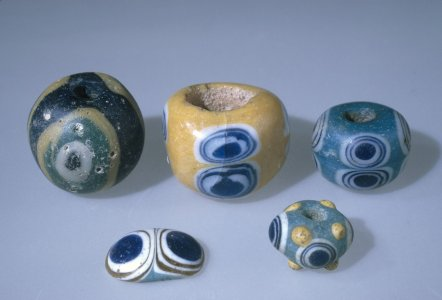Fragment of Bead