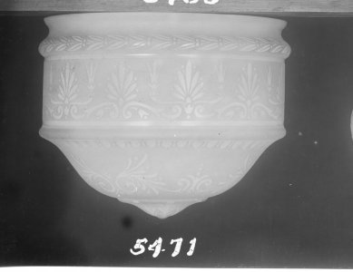 Shape no.: 5471 [acid etched dome shade] [electronic resource].