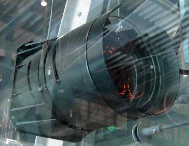 Delta HD-8 CRT Hybrid Lens System