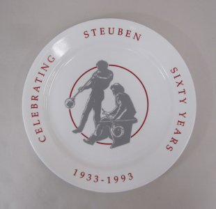 Celebrating Steuben Sixty Years, 1933-1993