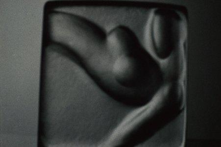 Reclining woman [slide].