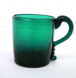 Mug or Punch Cup with Loop Handle