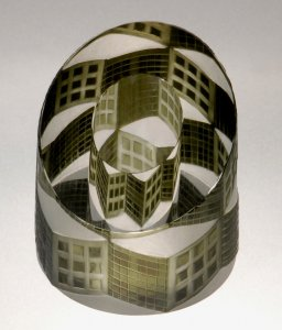 City blocks paperweight [picture].