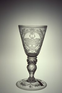 Goblet with Coat of Arms