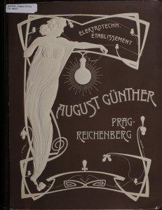 Preis-Katalog über elektrotechnische Bedarfsartikel / von August Günther.