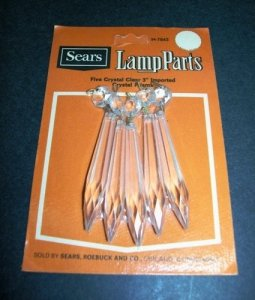 Package of Lamp Parts