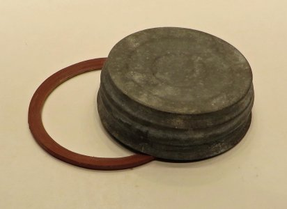 Jar Lid with Seal