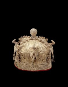 Yoruba Beaded Crown