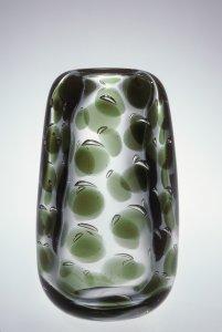 """""""Panterri"""" (Panther) Vase"""