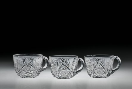 3 Punch Cups