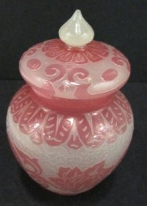 Covered Urn or Vase