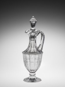 Claret Decanter with Stopper