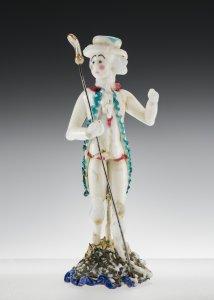 Figurine of a Cavalier