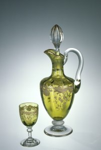 Decanter and Cordial