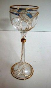 Enameled and Gilded Goblet