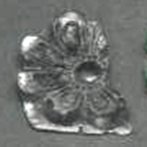 Fragment of Plaque or Inlay