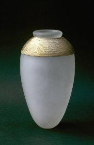 Egyptian vase [slide].