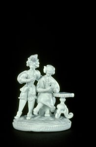 Figurine of a Young Man and a Girl