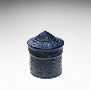 Pyxis with Lid