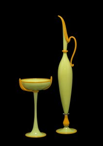 Chartreuse Pair