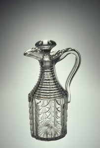 Decanter or Claret Jug with Stopper