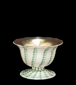 Kew Blas Footed Bowl