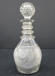 Cut Decanter