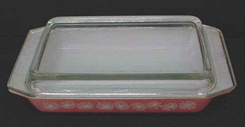 1-1/4 Quart Pyrex Casserole and Cover