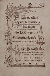 Janvier 1896 [catalog].