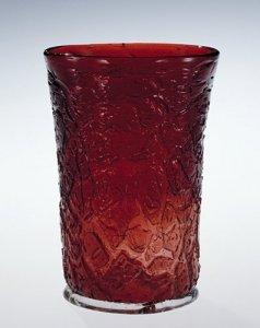 Ruby Glass Beaker