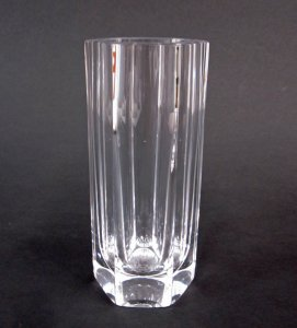 """Quarz"" Drinking Glass"