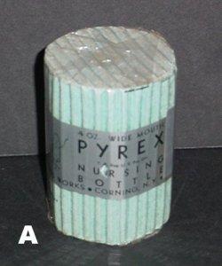 Pyrex Nursing Bottle in Original Packaging