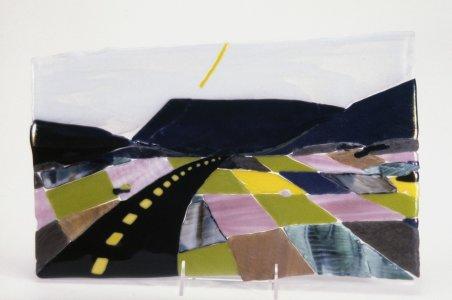 Road plate [slide].