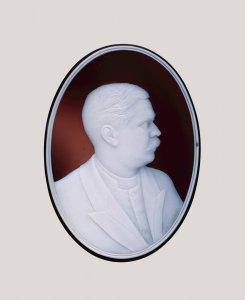 Plaque of Dr. Samuel Parkes Cadman