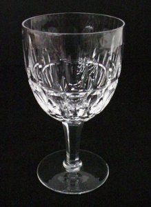 Goblet with Cut Decoration