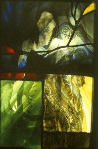 Karakia (maori prayer): tribute panel to rahera heta windsor (1925-2004) [slide].