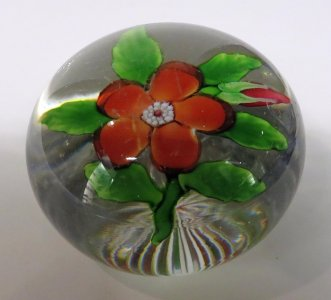 Paperweight with Primrose