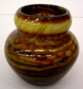 Favrile Agate Vase