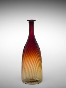 Amberina Decanter