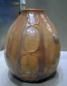 Dichroic Agate Vase