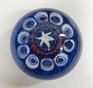 Paperweight with Star