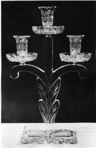 Shape no.: 7243 [cut and engraved candelabra] [picture].
